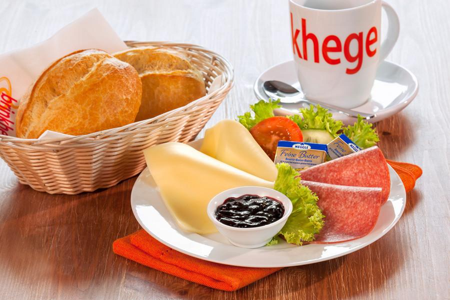 Frühstück Bäckerei Brinkhege